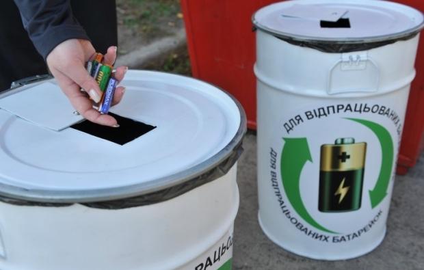 Использованные батарейки можно безопасно утилизировать / Фото УНИАН