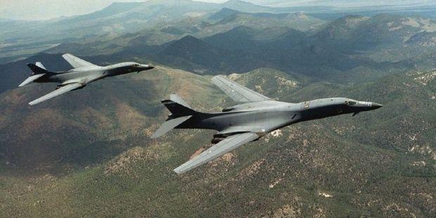 США вернут Лэнсеры в силы глобального удара
