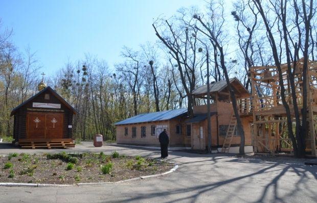 Храм УПЦ МП в Бабьем яру уже не впервые страдает от поджогов