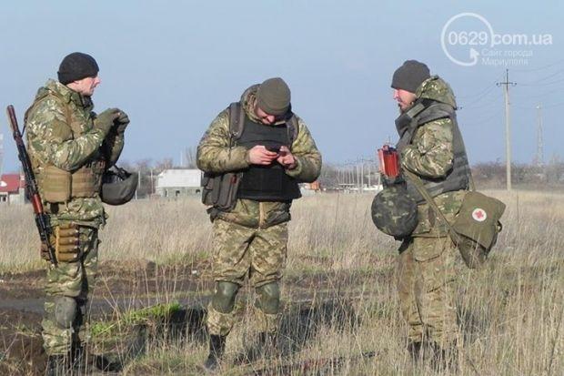 Photo from Mariupol's 0629 news agency
