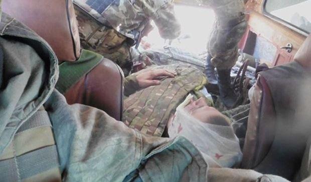 По закону, государство выделяет средства на лечение раненых только военным госпиталям, а гражданские медицинские учреждения финансируются из областных бюджетов /   Фото: facebook.com/yashka.tsygankov