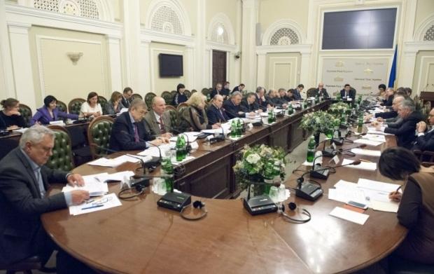 Робоча група з питань децентралізації / Фото УНІАН