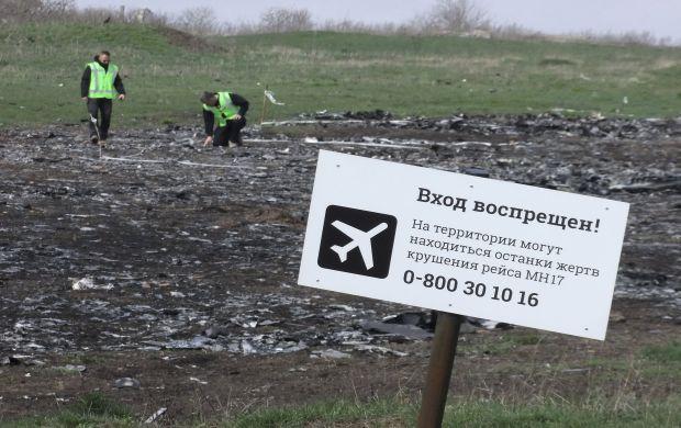 Появился отчет Украины по расследованию катастрофы МН17
