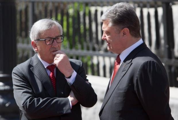 Юнкер посетил саммит в Киеве / Фото УНИАН