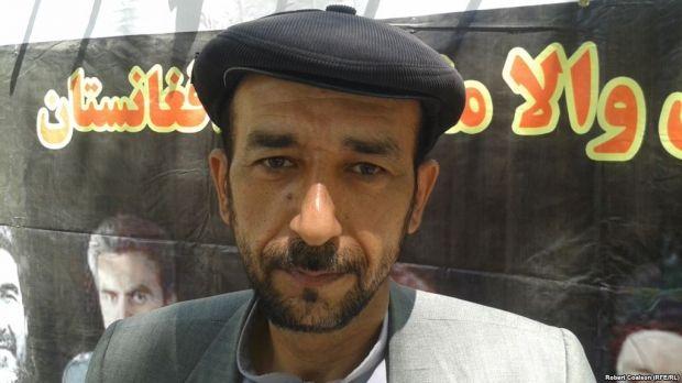 Сайед Касем Музафари, Кабул, 28 апреля 2015 года