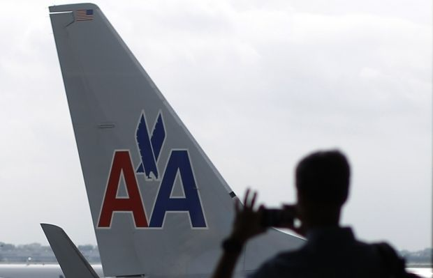 American Airlines / REUTERS