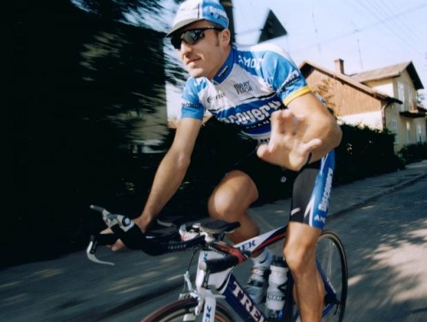 Ярослав Попович считает, что киевская гонка важна для иммиджа страны в мировом велоспорте / Фото УНИАН