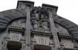 """""""Дом плачущей вдовы"""": женский плачущий макарон на фасаде, благодаря которому особняк и получил свое название <br>  """"Сегодня"""""""