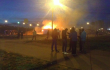 В Києві на Осокорках протестували через забудову: поранено трьох міліціонерів <br> twitter.com/HromadskeTV