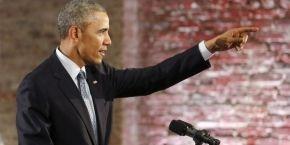 Обама: США не знімуть санкції з РФ, доки на Донбасі не настане мир