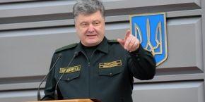 Poroshenko: every eighth mobilized soldier is volunteer