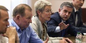 Кучма предложил перенести заседание контактной группы по Донбассу
