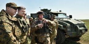 Украинские десантники провели самые масштабные за всю свою историю учения (видео)
