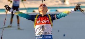 Чемпіонка з біатлону Валя Семеренко: Надходило багато пропозицій змінити спортивне громадянство, але мене вмовляти без толку. Я - патріотка