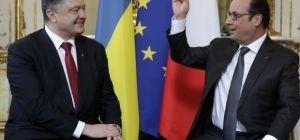 Украинский интерес. Комплименты в Париже, американские намеки и абсурд по-русски