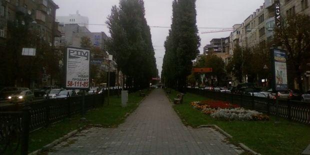 Бульвар Шевченка / kartagoroda.com.ua