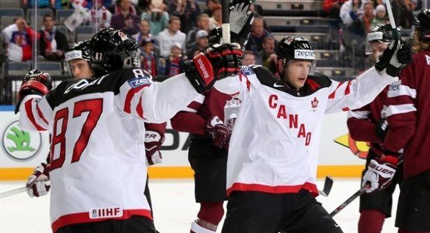 Сборная Канады одержала победу с самым крупным счетом в первый день ЧМ / iihfworlds2015.com