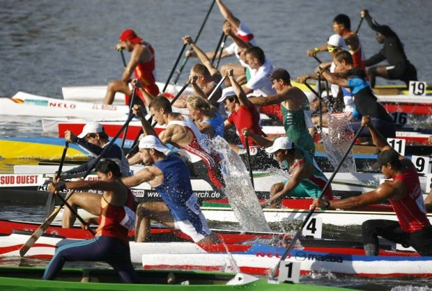 Ukrainian athletes got four medals on the first two days of European Canoe Championships / canoeracice.com