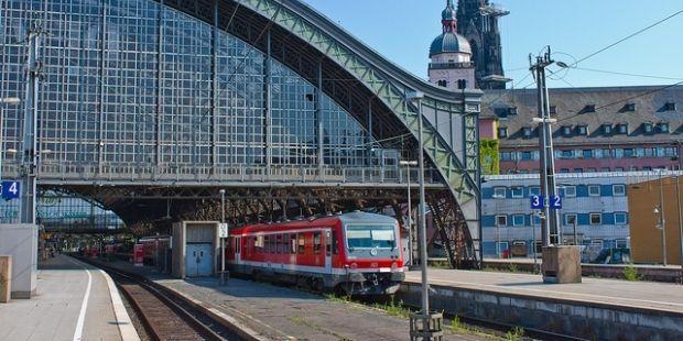 поезд Германия / Flickr.com, flowizm