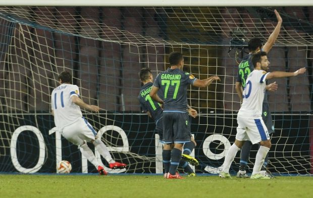 Евгений Селезнев забил важнейший гол в выездном матче