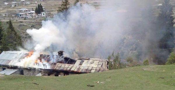 В Пакистане упал вертолет с дипломатами