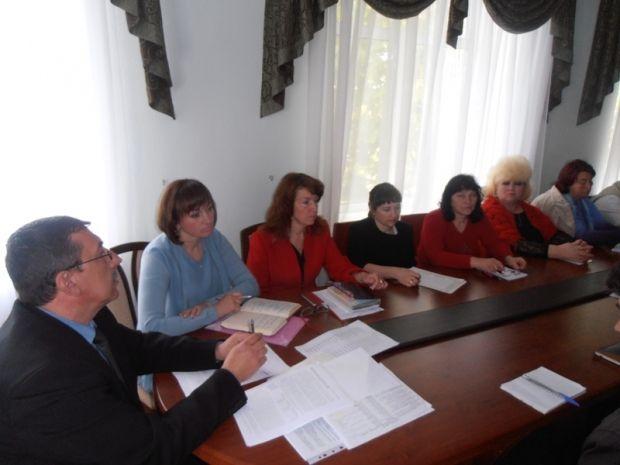 Відбулося засідання районної робочої групи