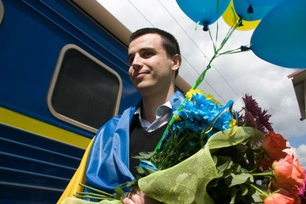 Яценко вернулся домой / ipress.ua