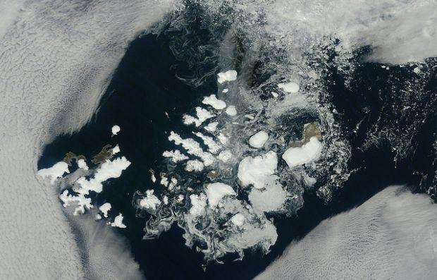 Иллюстративная фотография: Ледовитый океан / NASA