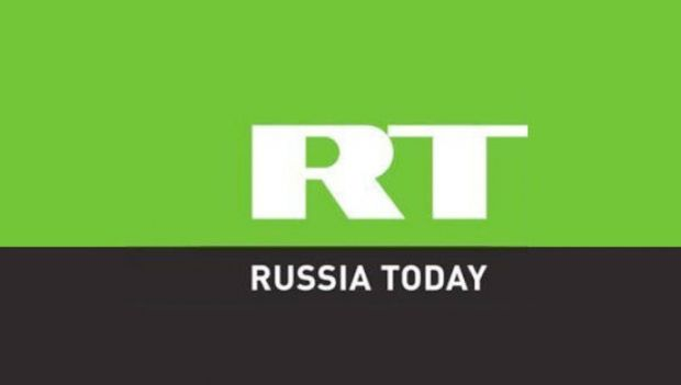 Hackers have replaced some RT materials with advertisement / Russia Today