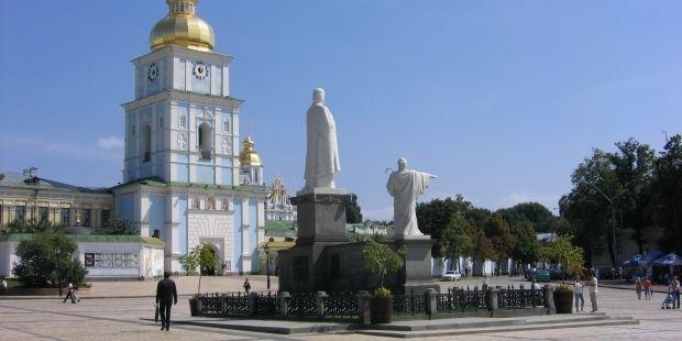 Концерт пройде на Михайлівській площі / uk.wikipedia.org