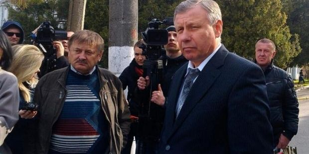 Сергій Чеботар. Фото: vse.rv.ua