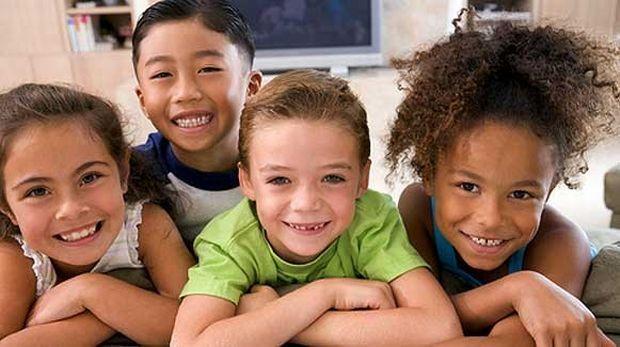 Дети из Румінии оказались счастливее других / erikkonsmo.com
