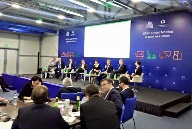 Вчера состоялась инвестиционная презентация Украины / Facebook/НБУ