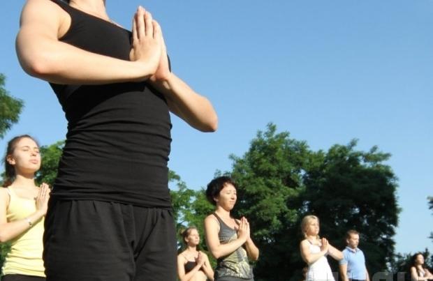 Йога эффективна при тревоге / Фото: УНИАН