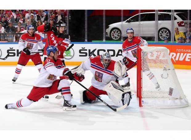 трансляция чм хоккей: