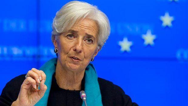 Глава МВФ Лагард: Реструктуризация госдолга Украины проводится в рамках программы с Фондом / atn.ua