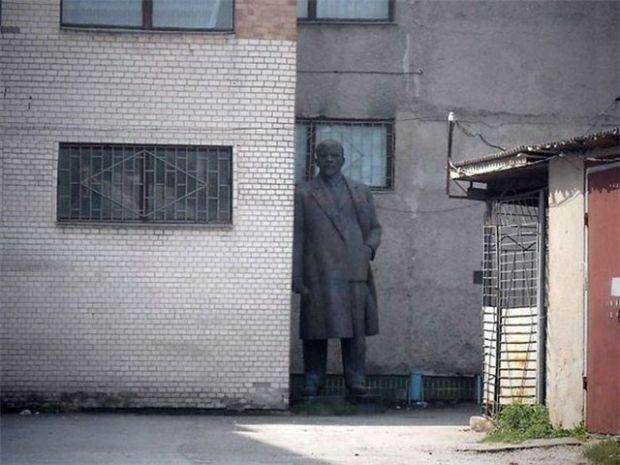 Украина может экспортировать Лениных