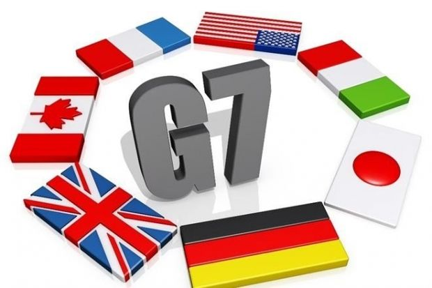 Ukraine expects the G7 summit will touch upon a peaceful resolution to the Donbas conflict / Image from minfin.com.ua