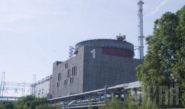 Запорожская АЭС все чаще привлекает внимание экологов /  УНИАН