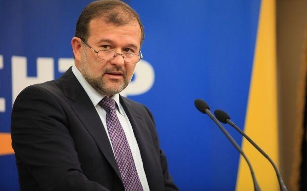 Балога указал в декларации 159,5 тыс. грн доходов за 2015 год / edc.org