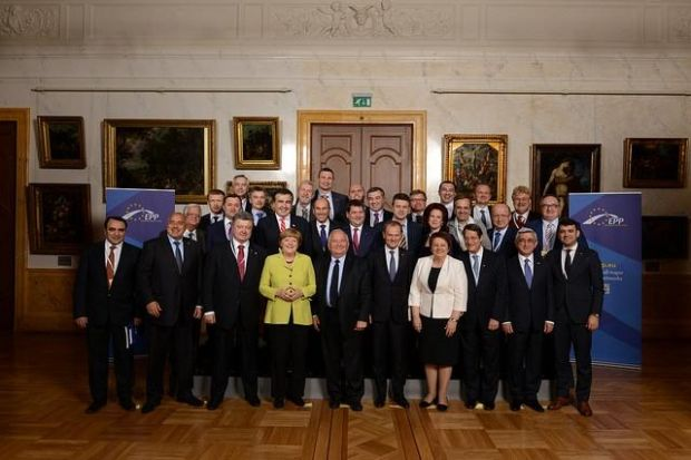 The declaration of the Riga summit isn't ready yet / Photo from @EPP