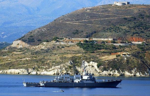 Эсминец USS Ross (DDG-71) / navy.mil