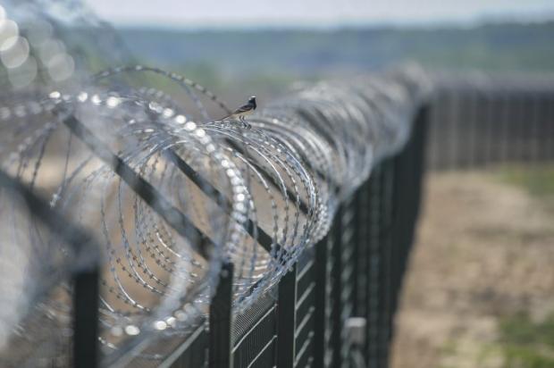 На облаштування українсько-російського кордону в 2016 році виділено 200 млн грн / Фото УНИАН