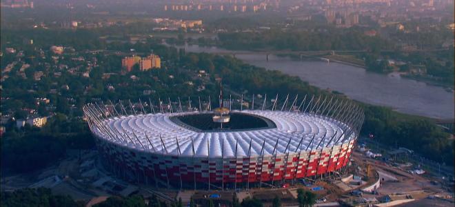 Финал Лиги Европы Днепр - Севилья. Видео-визитка города главной євробитви - Варшавы / © UNIAN
