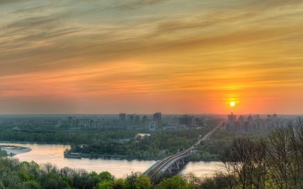 лето погода киев / photographers.ua