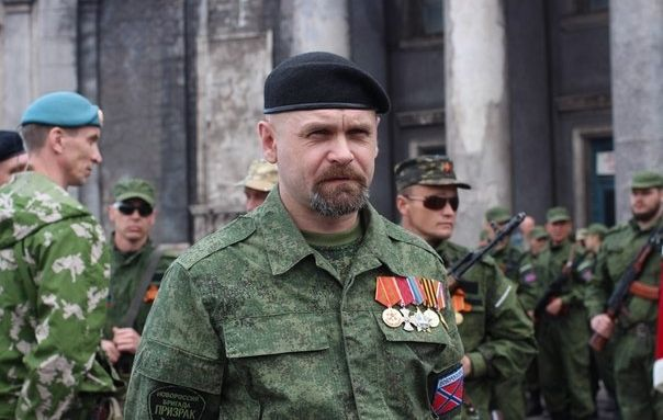 The Ukrainian Interior Minister's adviser claims the Ghost leader was eliminated by Russian special forces / Photo from vk.com/id265927036