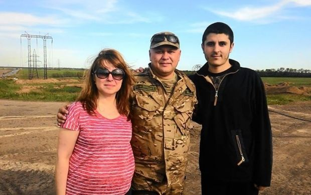 One more Ukrainian prisoner of war has been released from militant captivity / Photo from facebook.com/Budik.v.v