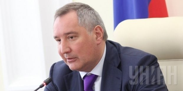 Russian Deputy Prime Minister Dmitry Rogozin's odd sense of humor has been on display again. Photo by UNIAN