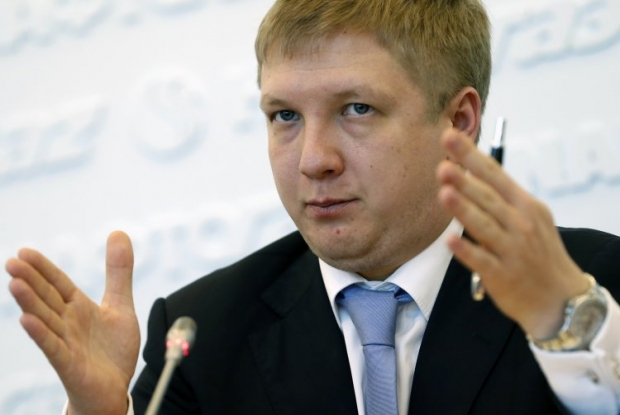 Kobolev hopes that another pipeline bypassing Ukraine will not be built / Photo from UNIAN
