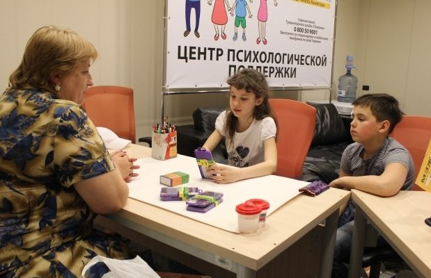 психологи / Фото: Пресс-служба Гуманитарного штаба Рината Ахметова